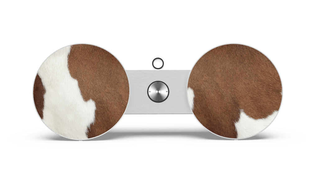 Skiniplay cover Marbre for Beoplay A8 and Beosound 8 by Bang & Olufsen