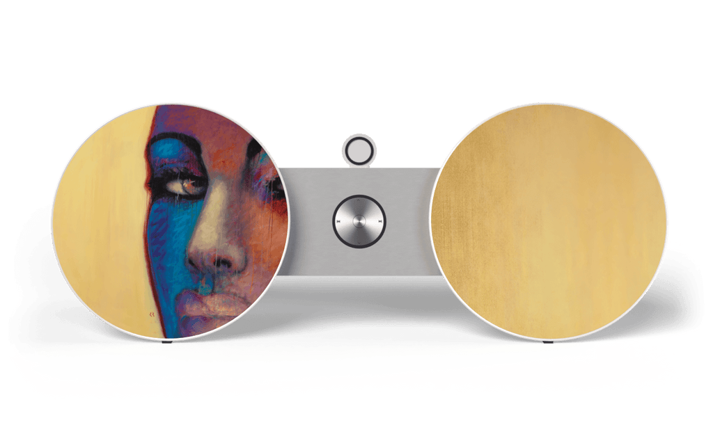 SkiniPlay x Elizabeth Romhild Design Kalynda for Beoplay A8 or Beosound 8 by Bang & Olufsen