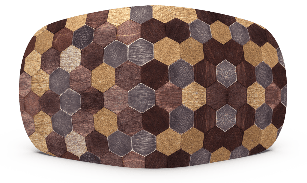 Skiniplay cover Hexa for Beoplay A6 by Bang & Olufsen