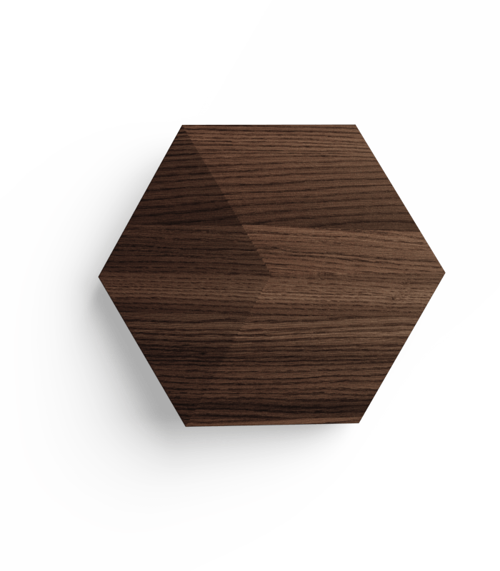 Skiniplay cover Walnut for Bang & Olufsen Besosound Shape speaker