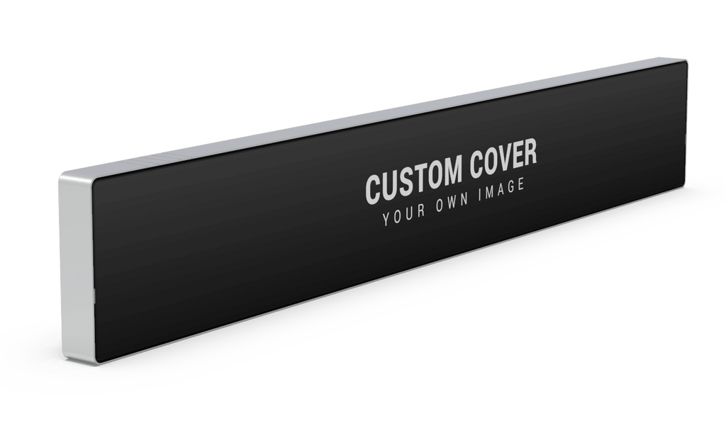Make your own SkiniPlay custom cover for your Beosound Stage by Bang & Olufsen