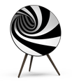 Skiniplay cover Spiral Decal for Beoplay A9 by Bang & Olufsen