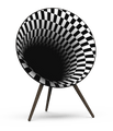 Skiniplay cover Spiral Hall for Beoplay A9 by Bang & Olufsen