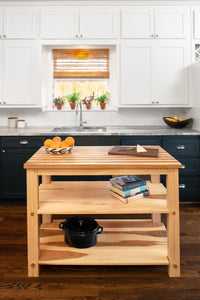 the guerande kitchen island