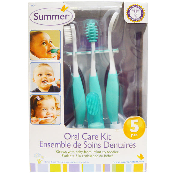 5 PC. ORAL CARE KIT