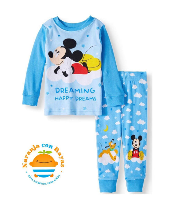 Pijama Mickey mouse Dreaming