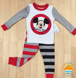 Pijama Mickey mouse Club