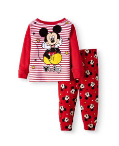 Pijama Mickey mouse Oh boy