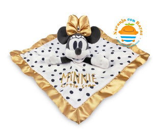 Manta de apego Minnie Mouse