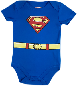 Mameluco Superman  6-9 meses