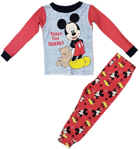 Pijama Mickey mouse sleepy time friends