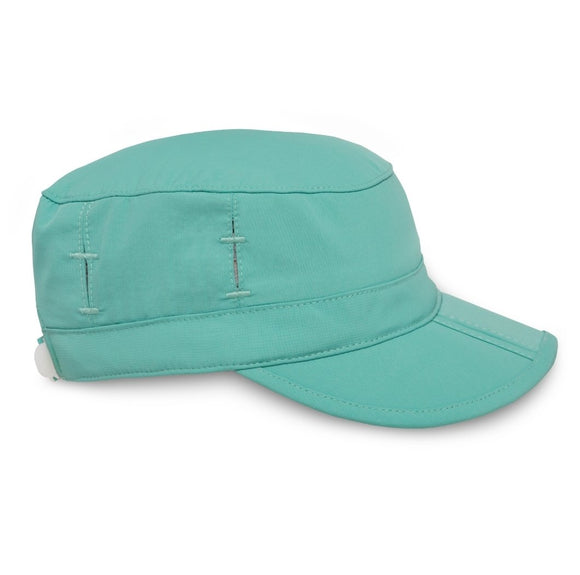 Kids sun triple cap M