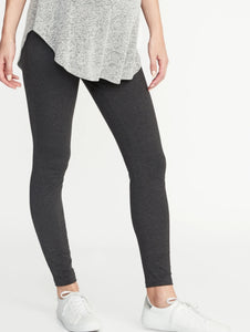 Leggins gris oscuro old navy