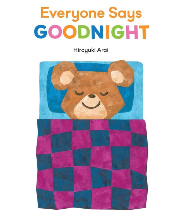 Everyone Says Goodnight