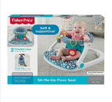Fisher-price sit-me-up asiento de piso geo azul
