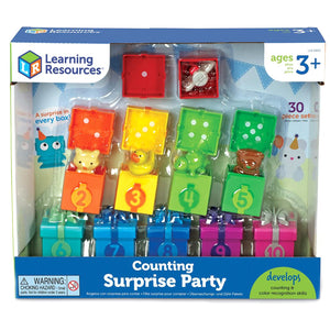 COUNTING SURPRISE PARTY
