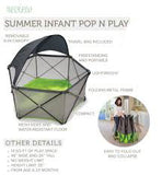 POP N' PLAY™ PORTABLE PLAYARD