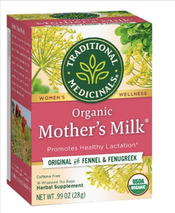 Té  mother's Milk