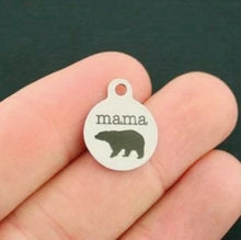 mama bear charm, mother's day