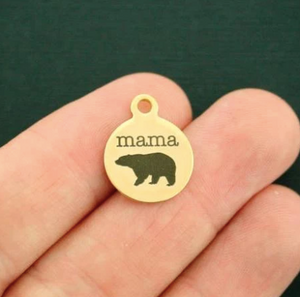 Mama Bear Charm Option