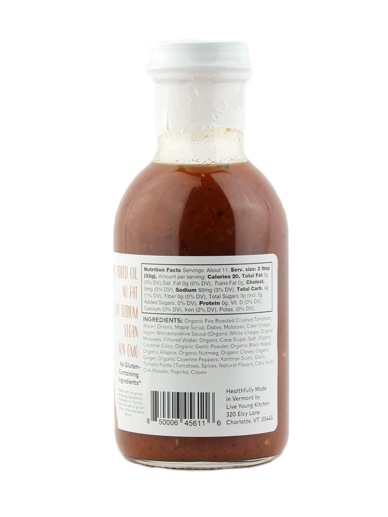 Maple Date Grilling Sauce