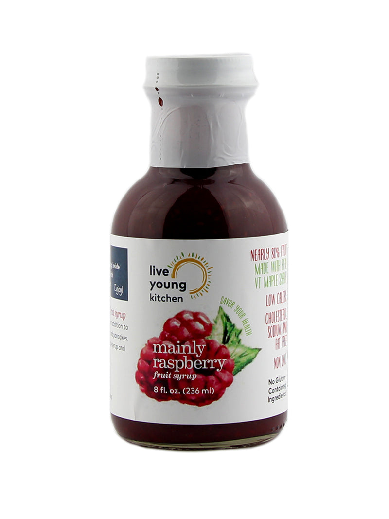 Mainly Raspberry Fruit Syrup