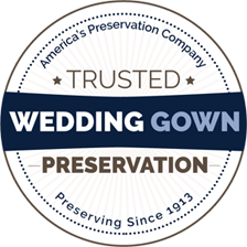 Trusted Wedding Gown Preservation