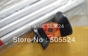 100% BRAND NEW 360 degree Mini Prism with 4 poles, for  Total Stations high quality