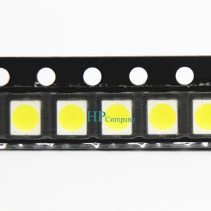 100pcs Super Bright 3528 1210 SMD LED Red/Green/Blue/Yellow/White LED Diode 3.5*2.8*1.9mm