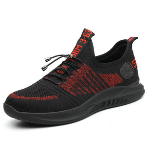 Men's Shoe Indestructible Safety Shoes Sports 19129