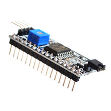 Load image into Gallery viewer, 1PCS SAMIORE ROBOT Serial Board Module Port PCF8574 IIC/I2C/TWI/SPI Interface Module 1602 LCD Display