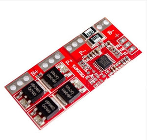 1S 2S 3S 4S 3A 20A 30A Li-ion Lithium Battery 18650 Charger PCB BMS Protection Board For Drill Motor Lipo Cell Module