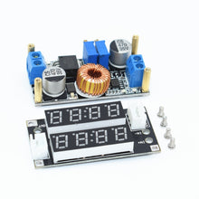Load image into Gallery viewer, 2 in 1 XL4015 5A Adjustable Power CC/CV Step-down Charge Module LED Driver Voltmeter Ammeter Constant current constant voltage