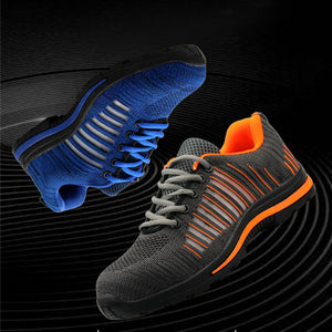 Men's Shoe Indestructible Safety Shoes 19W603