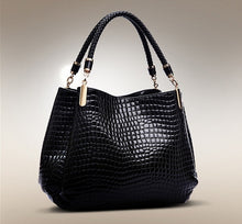 Load image into Gallery viewer, DI Explosion Models Genuine Leather women handbag  Shoulder bag
