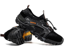 Load image into Gallery viewer, Men's Shoe Breathable Mesh Casual Light Outdoor Hiking Shoes