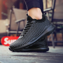 Load image into Gallery viewer, Summer Fashion Man's Breathable Sport Shoes Men Air Cushion Running Shoes Men's Fashion Sneakers