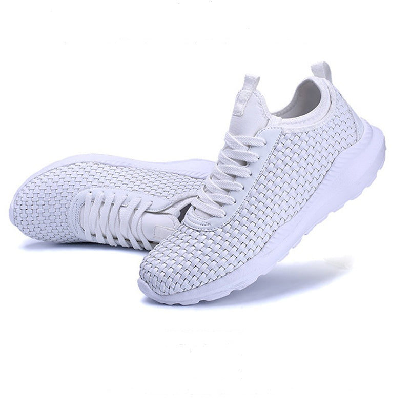 Summer Fashion Man's Breathable Sport Shoes Men Air Cushion Running Shoes Men's Fashion Sneakers
