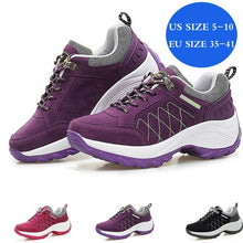 Load image into Gallery viewer, Fashion Increase Women's Shoes Outdoor Casual Sports Running Shoes 35-41