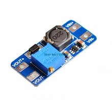 Load image into Gallery viewer, 5pcs/lot MT3608 2A Max DC-DC Step Up Power Module Booster Power Module For