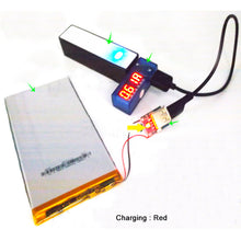 Load image into Gallery viewer, DIY 5V 1A 18650 Lithium Battery Charger Step Up Protection Board Boost Booster Modul Micro USB 18650 Li-Po Li-ion For Power Bank