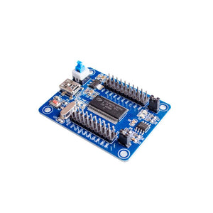 EZ-USB FX2LP CY7C68013A USB logic analyzer core board+Source Code