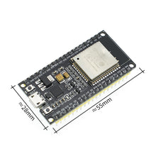 Load image into Gallery viewer, ESP32 ESP-32 ESP32S ESP-32S CP2102 Wireless WiFi Bluetooth Development Board Micro USB Dual Core Power Amplifier Filter Module