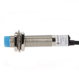 Free Shipping  LJ12A3-4-Z/BX New Inductive Proximity Sensor Detection Switch NPN DC 6-36V