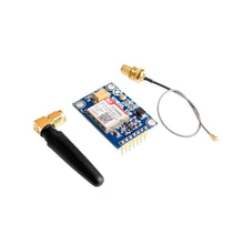 Load image into Gallery viewer, SIM800L V2.0 5V Wireless GSM GPRS MODULE Quad-Band W/ Antenna Cable Cap