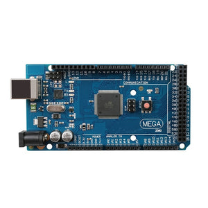 Mega 2560 R3 Board with USB Cable, ATMega 2560 ATMega16U2 Chip for Arduino Integrated Driver with Retail Box