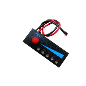 Battery Level Indicator 18650 Lipo Lithium Capacity Tester Meter 1S 2S 3S 4S 5S 6S 7S 12V 24V 36V 48V Module Electronic DIY Kit