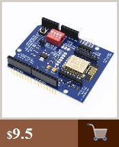 2017 New version 1PCS ESP8266 serial WIFI model ESP-01 Authenticity Guaranteed,Internet of things