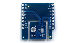 SHT30 Shield V2.1.0 for LOLIN (WEMOS) D1 mini SHT30 I2C digital temperature and humidity sensor module