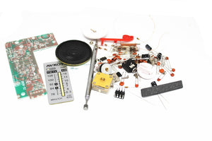AM/FM stereo AM radio kit/DIY CF210SP electronic production suite